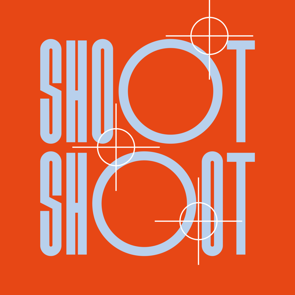 """Shoot"" with Kotei Condensed"