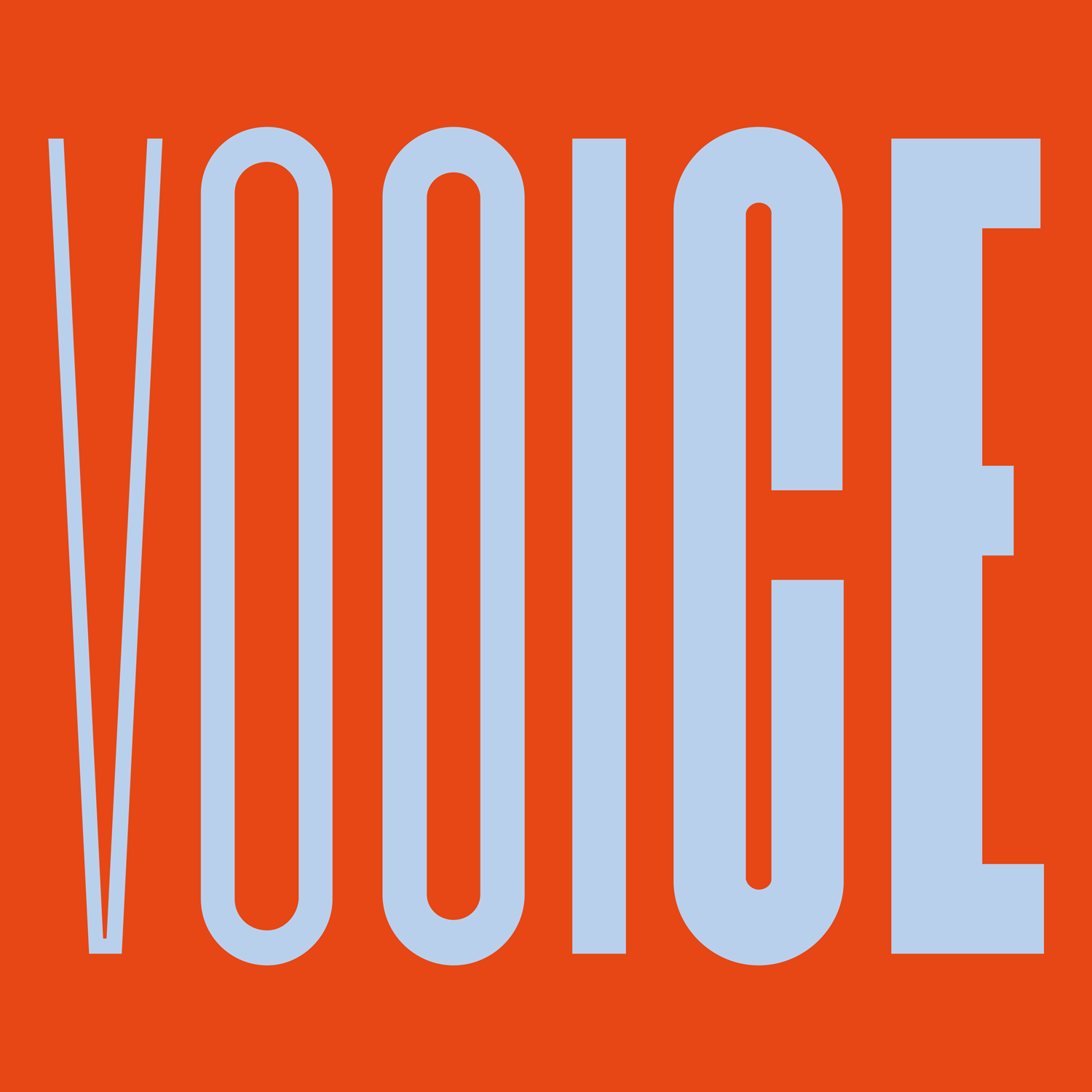 """Voice"" with Kotei Condensed"